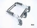 LR634 Rear Ripper Aluminum 1 stuks