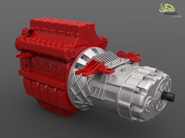 Assen en motoren