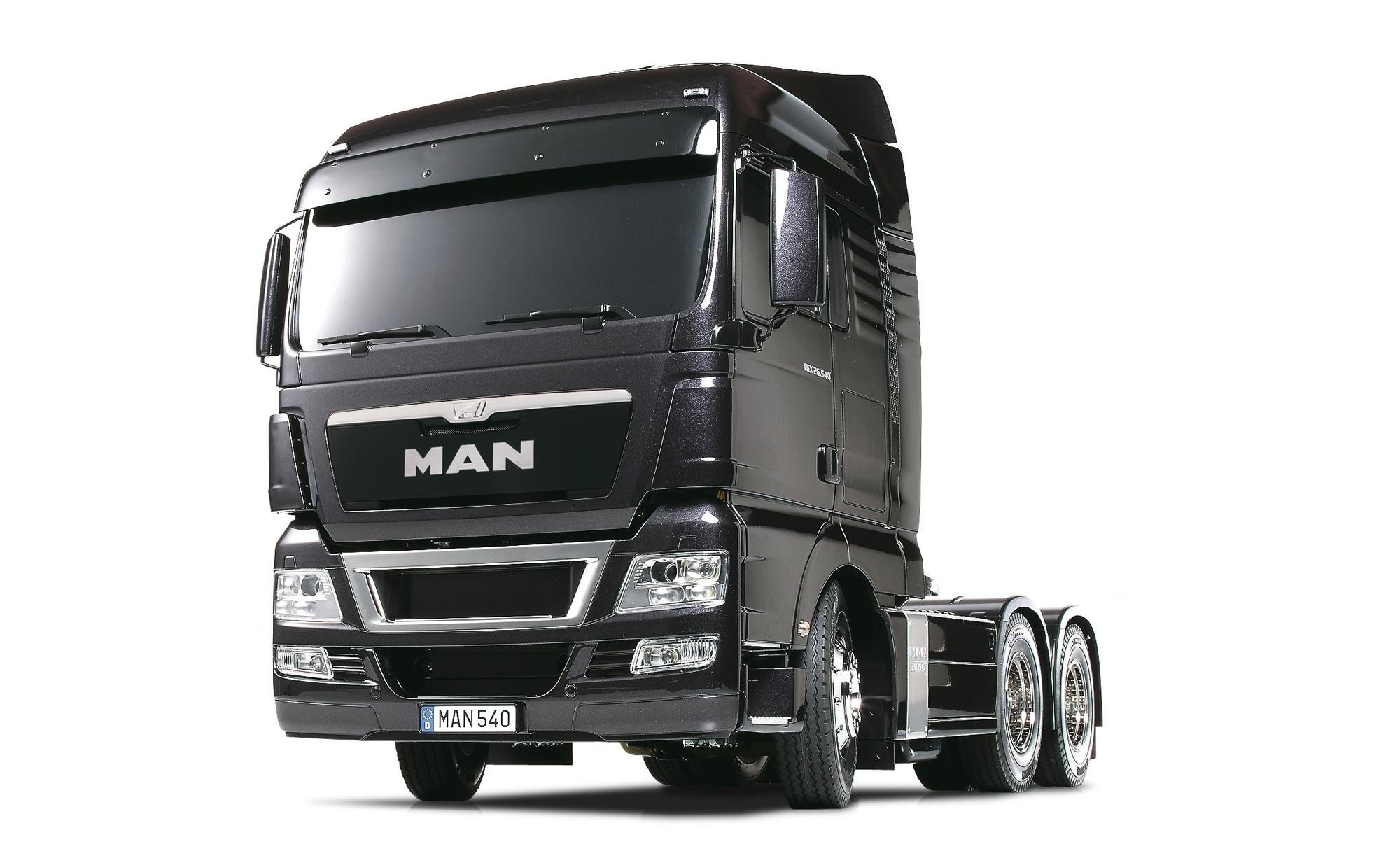 Man TGX 26540