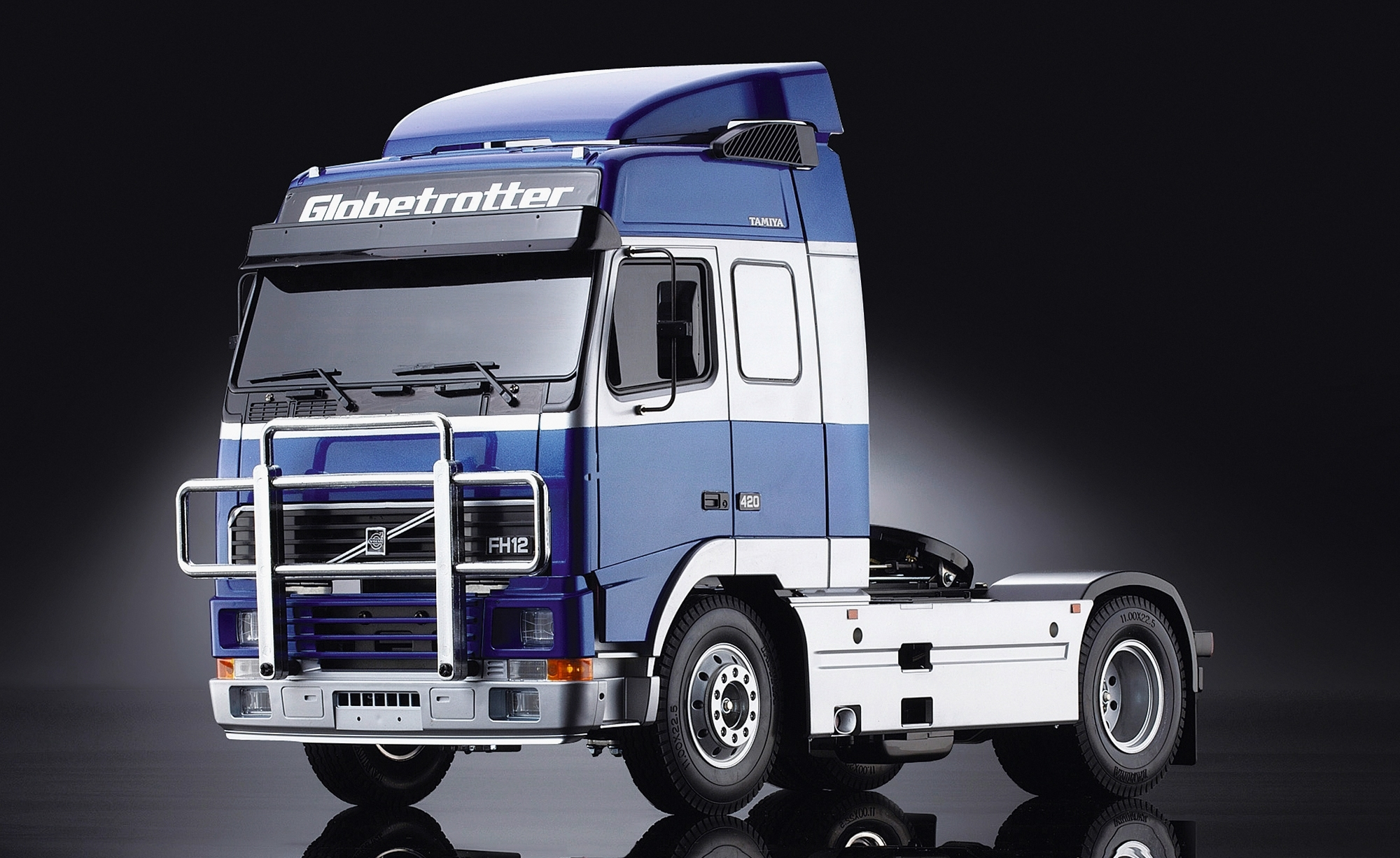 Volvo FH12 Globetrotter