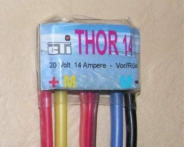 Thor regelaar